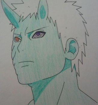 Obito Uchiha by Britney151
