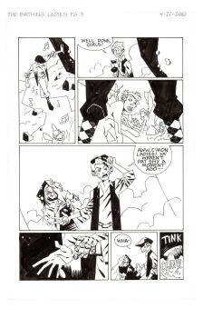 the bathing ladies pg. 3 by boston-joe