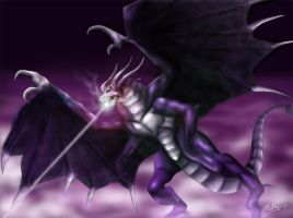 Bahamut by Mistry-md
