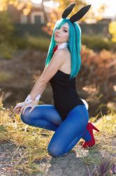Amy - Bulma Bunny by beethy