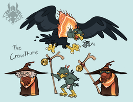 bird wizard by VCR-WOLFE