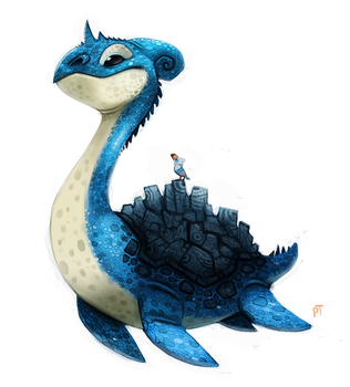 Day 559. Kanto 131 by Cryptid-Creations