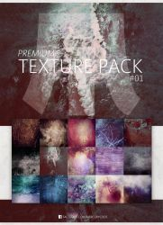 Premium Texture Pack #01 | Dreamy Squares by mercurycode
