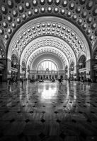 UNION STATION by UFPhotography
