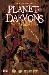 Planet of Daemons #4 by KowboyK