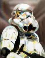 Stormtrooper by RedSaucers