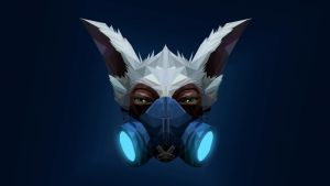 Meepo Dota 2 Low Poly Art by giftmones