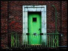 Urban Entrance by honest-misconception
