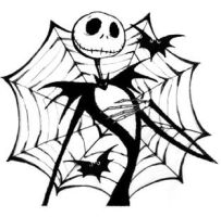 Jack Skellington Tattoo Design by MP3Designs