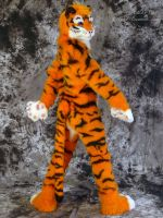 Lucky-Tiger Fursuit Photoshoot #01 by Mystic-Creatures