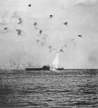 Kamikaze Hit by bomsteinam