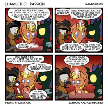 Chamber of Passion 3 by Wadusher0