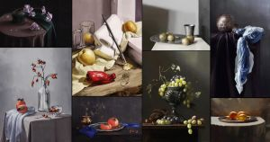 Still life studies by AdamaSto