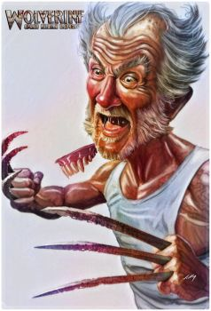 Old Man Logan 2017 by axlsalles