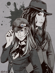 the detectives by alienfirst