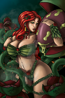 Poison Ivy Colors by levi Hinton by Bfetish