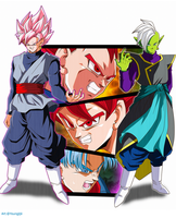 Dragon Ball Super Tomo 4 by SaoDVD