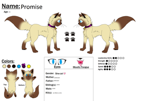 Promise ref for my club  by Tal-the-cat