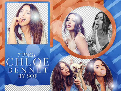 Chloe Bennet PNG Pack #26 by SaleySwillers