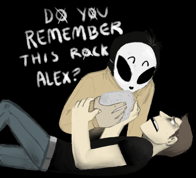 do you remember this rock alex by s0tka