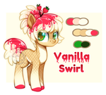Vanilla Swirl Adopt (CLOSED) by Naughty-Savage