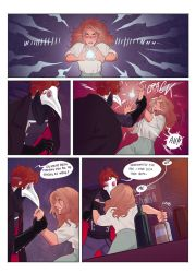 The Arcana Book I (page 1/2) by fdevita