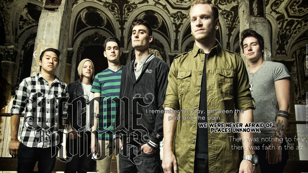We Came As Romans Wallpaper by cutielou