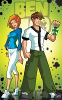 Ben 10 all grown up by MikeBock