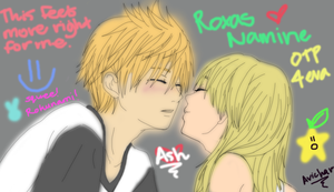 Kiss me NOW, Roxas! V2 (preview) by Avidityy
