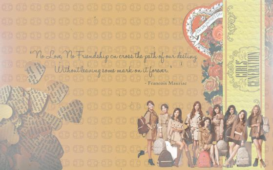A  Chic Soshi Valentine by GraPHriX