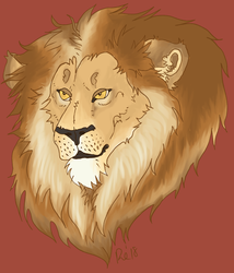 heart of a lion by barfs