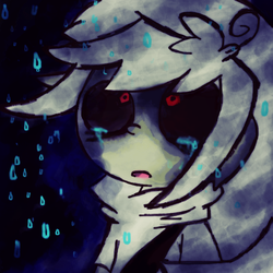 Raining by AskBEN-Drowned