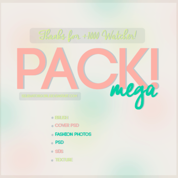 Mega Pack3 by selenatorgorl