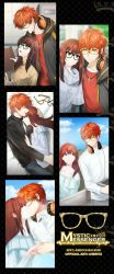 Edited CGs Mystic Messenger by mea-min