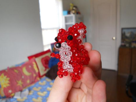 Beaded Squirrel by harksum