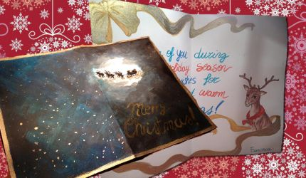 Holiday Card Project by FuranBi