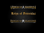 Reign of Assassins Gaming Logos by Nulumia