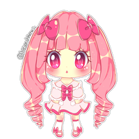 Commission : Chieri by BZSarahHime