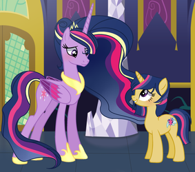Thanks, Mom | MLP Next Generation | by MoonlightMovieYT