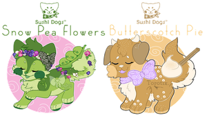 Guest Sushi Dog - Auction - [CLOSED!] by Kandy-Cube