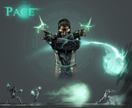 Cmsn- Pace Concept Art 2 by AenTheArtist