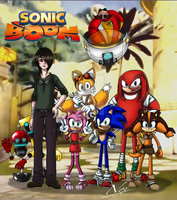 Sonic Boom Cast by NoxidamXV