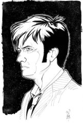 The Tenth Doctor by Hodges-Art