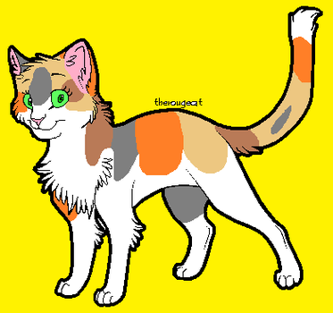 Blossompaw by skyclan199