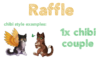 July Raffle by xWintermondx