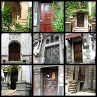 Doors of Bucharest by immalee89