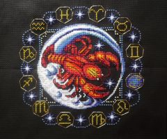 Zodiac Sign Cancer from Panna by Dash-Ing-Nerro