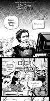 Iron Man-With my own Jarvis by Athew