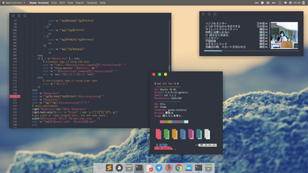 Convert Terminal Themes to Sublime Color Scheme by fikriomar16