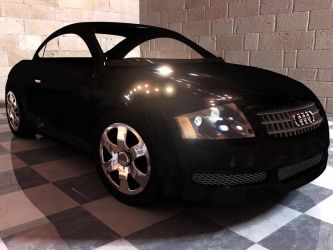 Audi TT 3 by truckless